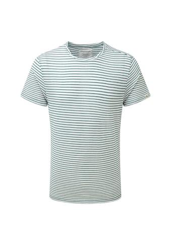 Craghoppers T-Shirt »Herren Bernard, gestreift, kurzärmlig« kaufen
