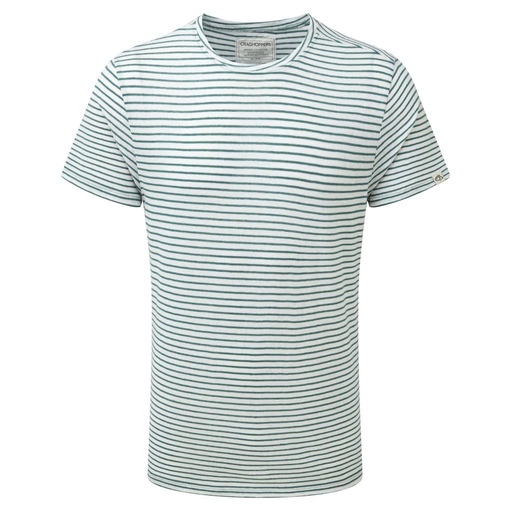 Craghoppers T-Shirt »Herren Bernard, gestreift, kurzärmlig«