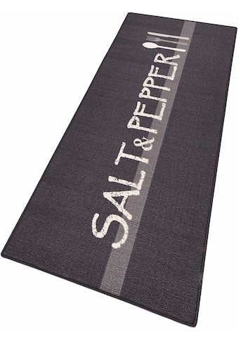 Küchenläufer, »Salt & Pepper«, HANSE Home, rechteckig, Höhe 8 mm, maschinell getuftet kaufen