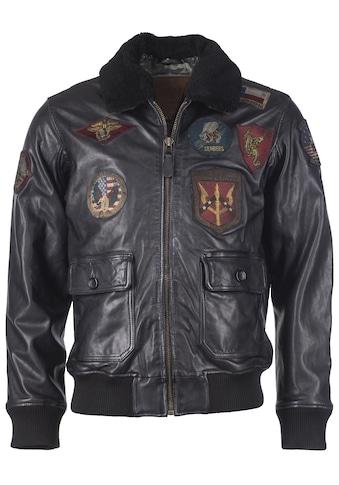 TOP GUN Military-Jacke »TGJ1001«, Leicht gefüttert kaufen
