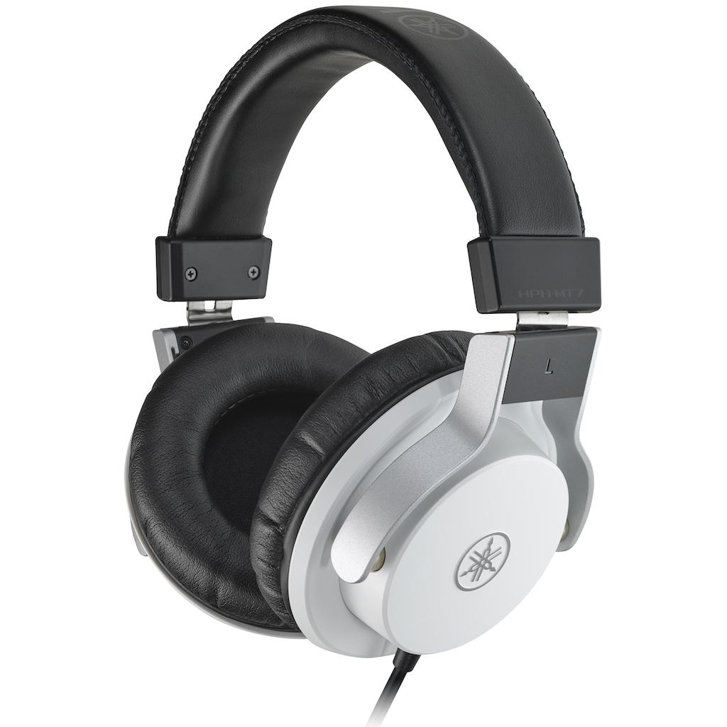 Yamaha DJ-Kopfhörer »HPH-MT7W«