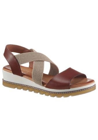 COSMOS Comfort Sandale, mit Gummizügen kaufen