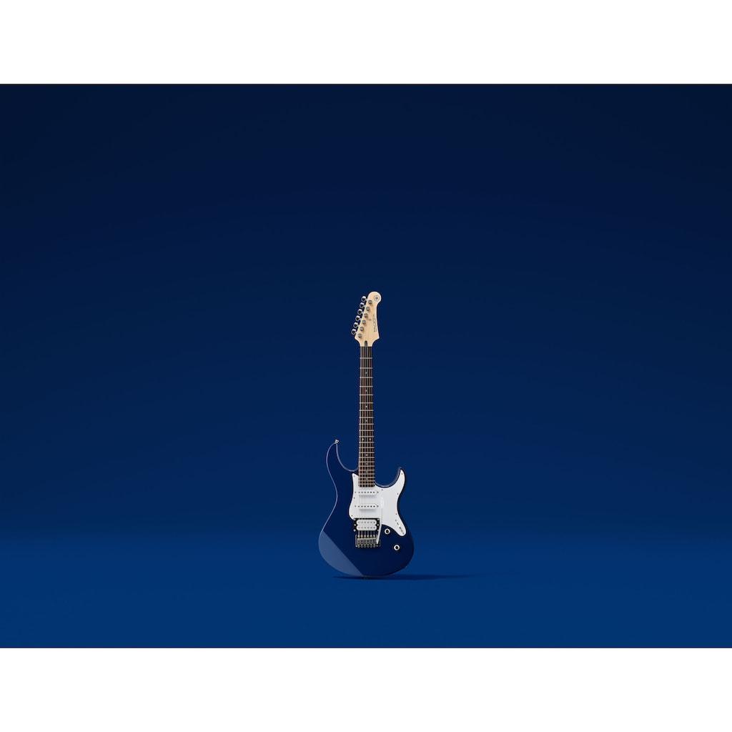 Yamaha E-Gitarre »PA112VUBLRL, United Blue«