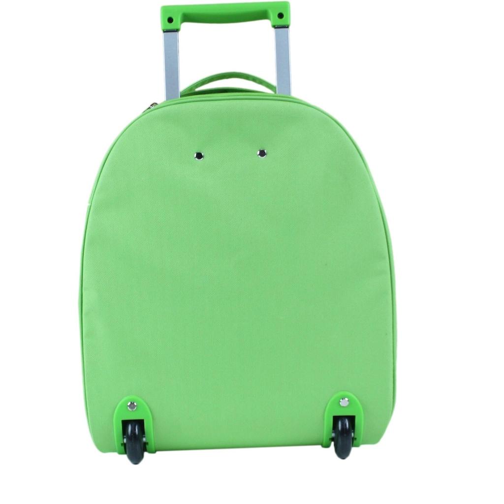 CHIC2000 Kinderkoffer »Bouncie, Monster«, 2 Rollen, Weichgepäck-Trolley