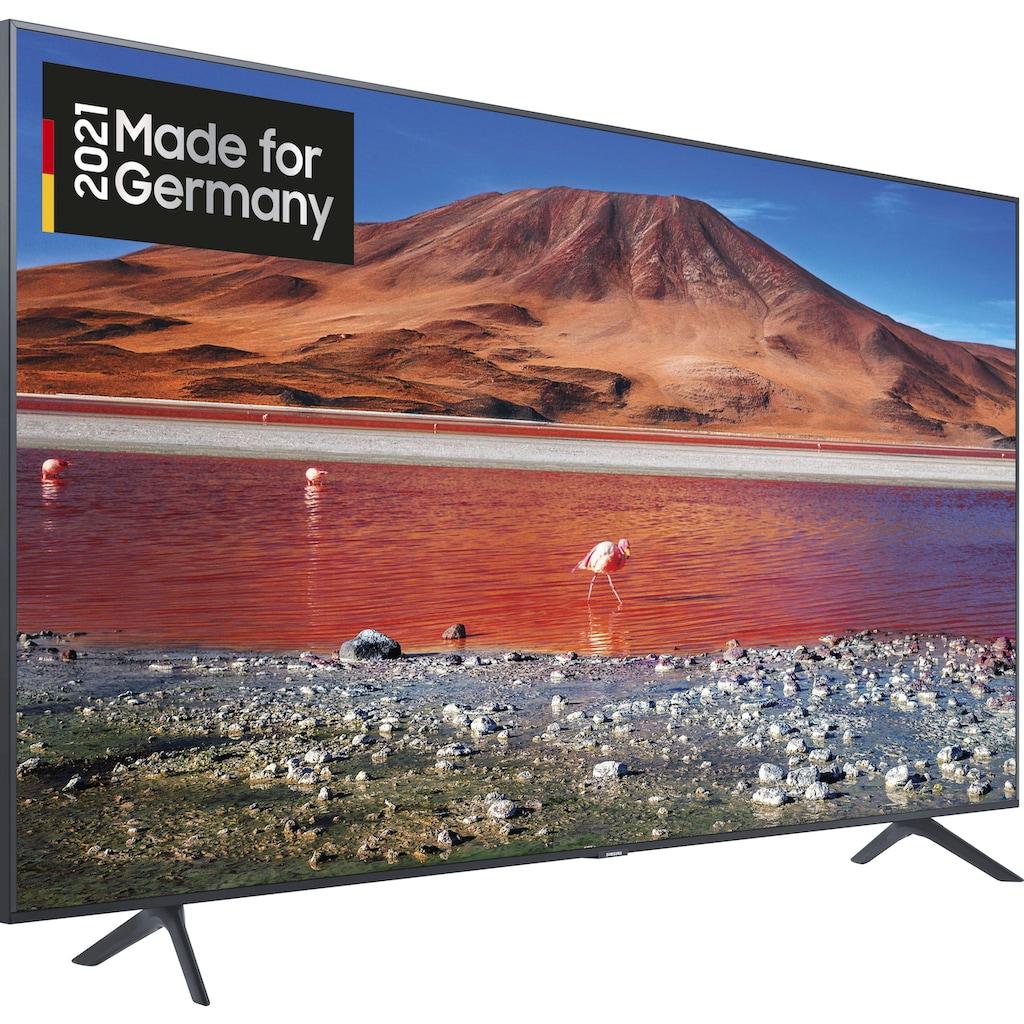 "Samsung LED-Fernseher »GU43TU7199«, 108 cm/43 "", 4K Ultra HD, Smart-TV"