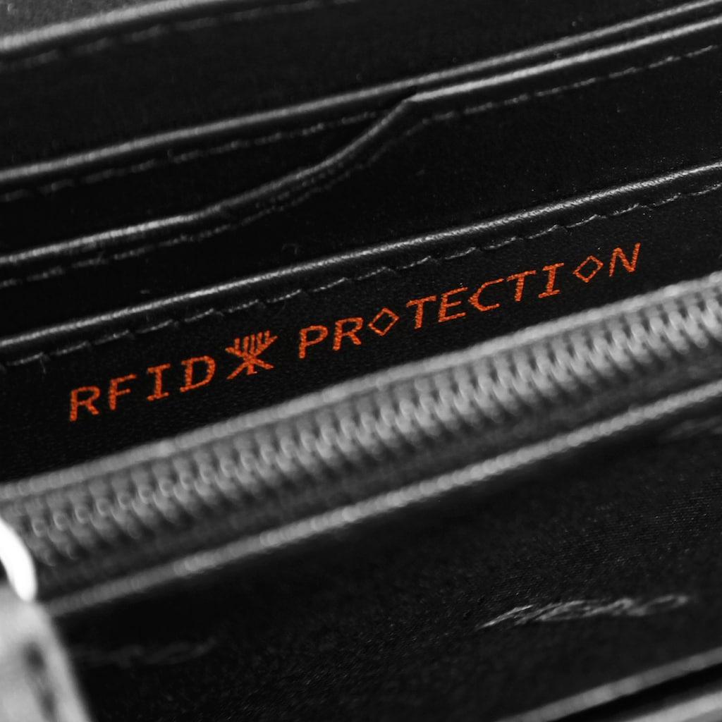 Head Geldbörse »GILDE-RFID«, Fotofach
