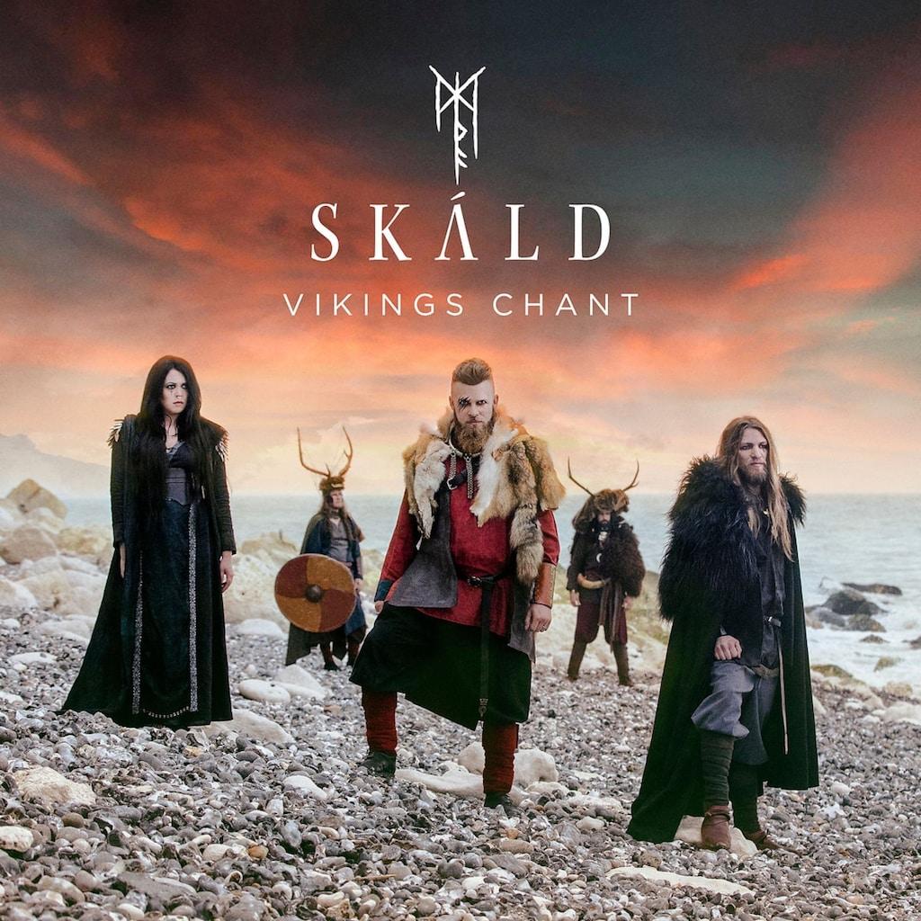 Musik-CD »Vikings Chant / Skald«