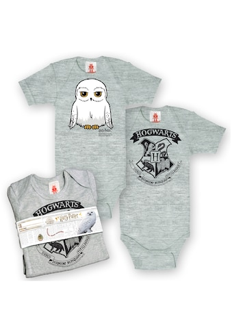 LOGOSHIRT Body »Harry Potter - Hogwarts & Hedwig«, mit lizenziertem Print kaufen