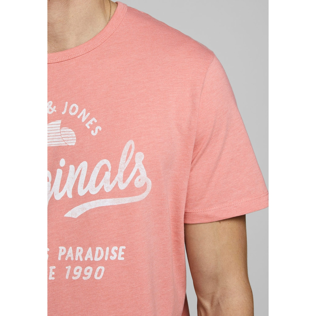 Jack & Jones T-Shirt »NAMEN TEE«