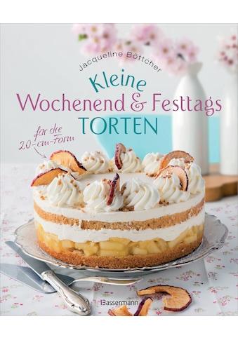 Buch »Kleine Wochenend- und Festtagstorten / Jacqueline Böttcher« kaufen