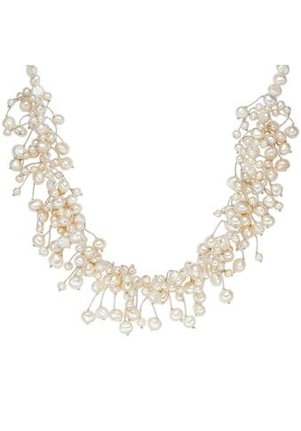 Valero Pearls Perlenkette »X100«, (1 tlg.), aus Süßwasser-Zuchtperlen kaufen
