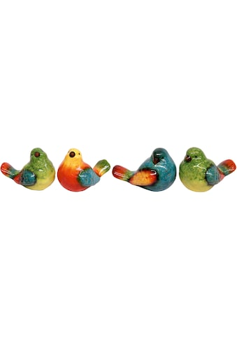 I.GE.A. Tierfigur »Vogel«, (4er Set) kaufen