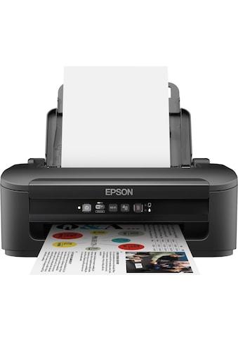 Epson Tintenstrahldrucker »WorkForce WF-2010W« kaufen