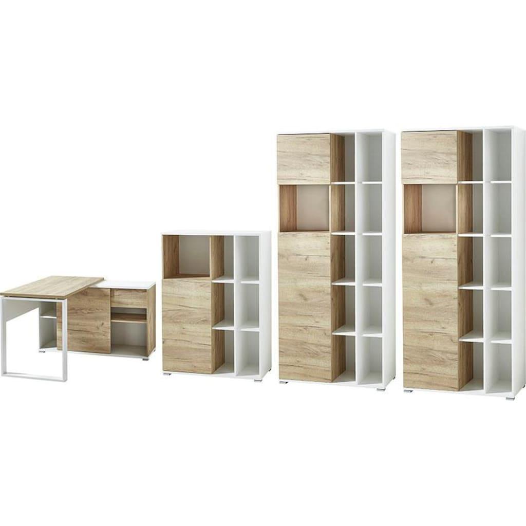 GERMANIA Büro-Set »GW-Lioni«, (Set, 4 St.)