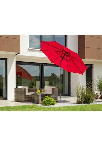 Schneider Schirme Sonnenschirm »Harlem«, ohne Schirmständer kaufen