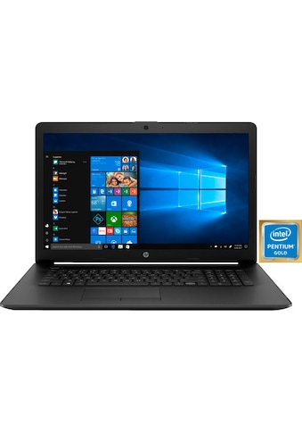 HP HP 17 - by2216ng Hero Notebook (43,9 cm / 17,3 Zoll, Intel,Pentium Gold, 512 GB SSD) kaufen