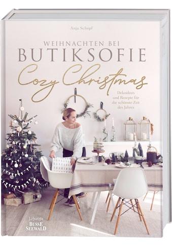 Buch »Cozy Christmas / Anja Schopf« kaufen