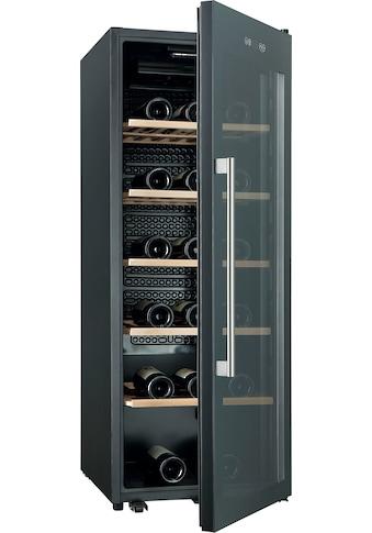 Hanseatic Weinkühlschrank HWC86GCBA, für 86 Standardflaschen á 0,75l kaufen