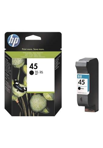HP Druckpatrone HP 45 kaufen