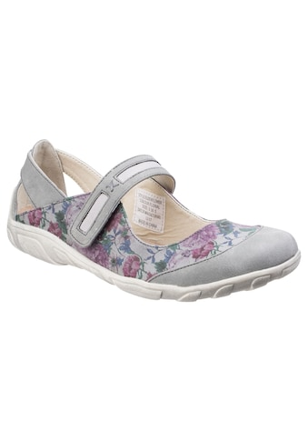 Fleet & Foster Slip-On Sneaker »Damen Mary-Jane-Schuhe mit Blumenmuster« kaufen