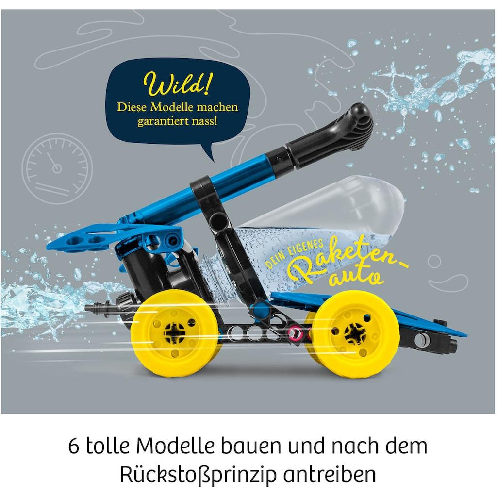Kosmos Modellbausatz »Water Power«, mit Wasserpistole
