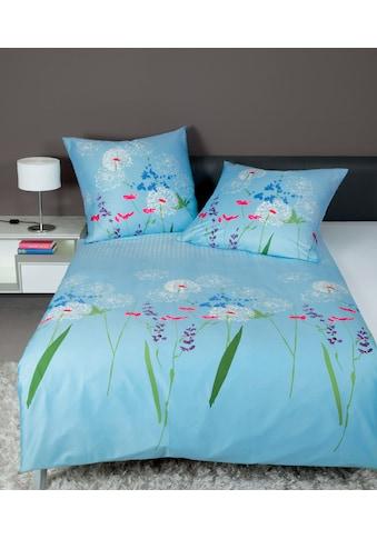Janine Bettwäsche »moments 98053«, mit floralem Muster kaufen