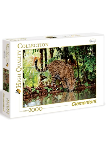 Clementoni® Puzzle »High Quality Collection - Leopard«, Made in Europe kaufen