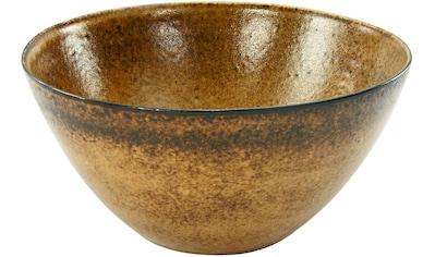 "CreaTable Salatschüssel ""Sahara"", Steinzeug kaufen"