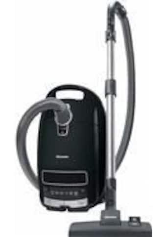 Bodenstaubsauger, Miele, »Complete C3 Black EcoLine  -  SGDP3 mit Beutel Obsidianschwarz« kaufen