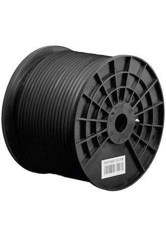 Goobay 100 dB Outdoor Koax-Antennenkabel kaufen