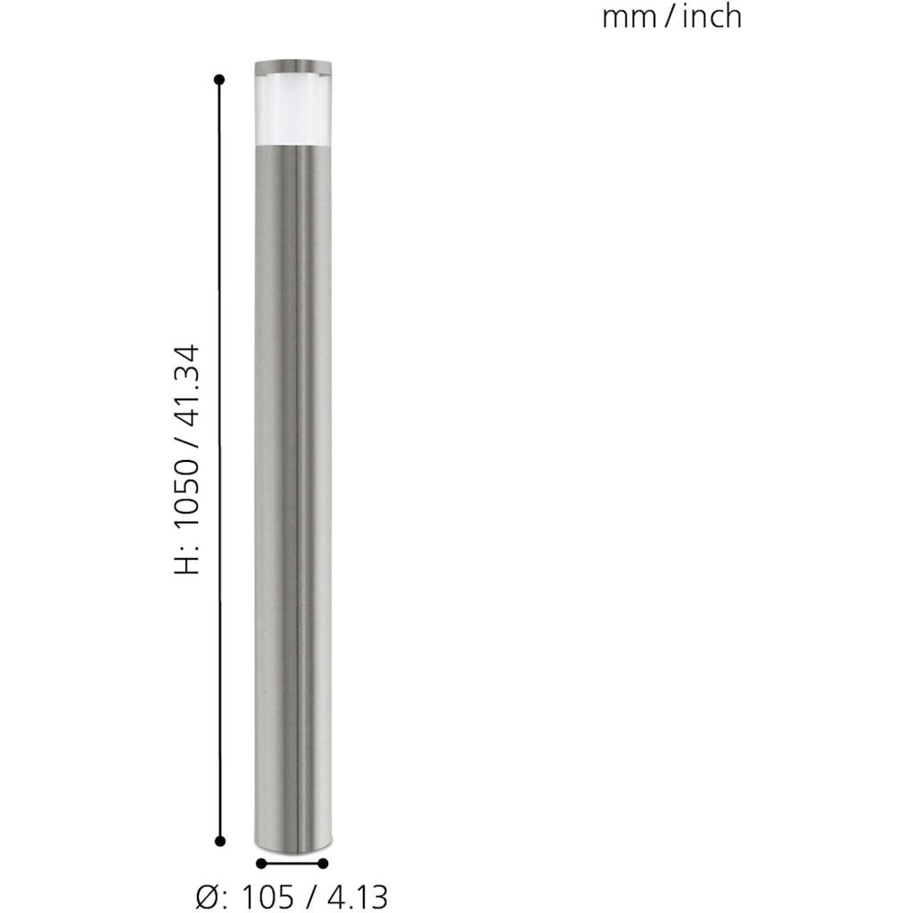 EGLO LED Stehlampe »Basalgo«, LED-Board, Warmweiß, LED tauschbar