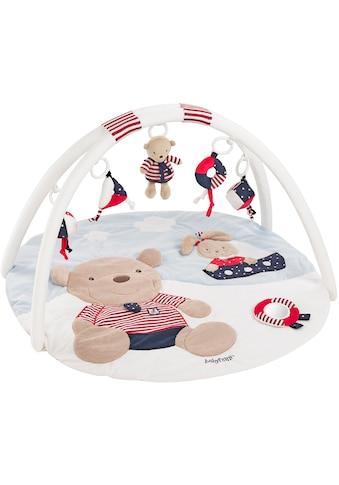 Fehn Spielbogen »Ocean Club 3-D-Activity-Decke«, mit Krabbeldecke kaufen