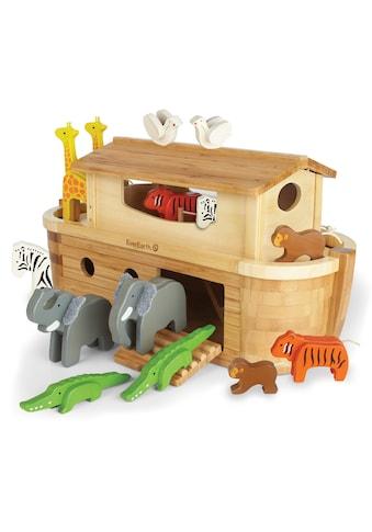 EverEarth® Spielwelt »Arche Noah in Groß mit 14 Tieren«, FSC®-Holz aus gewissenhaft... kaufen