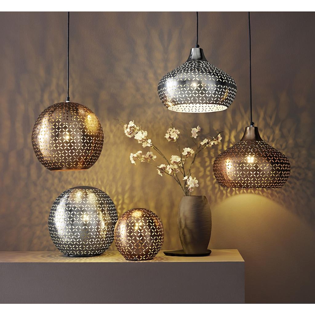 Pendelleuchte mit besonderen Lichteffekten