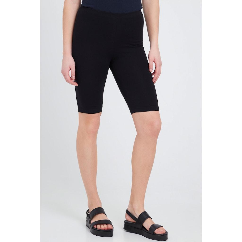 fransa Shorts »Fransa Damen Leggings Shorts 20601023«, Kurze Leggings