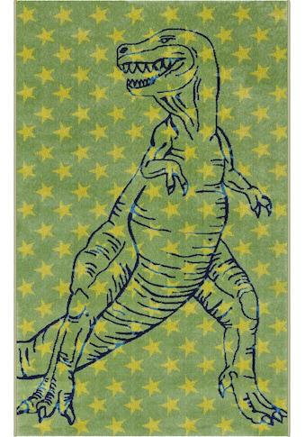 Arte Espina Kinderteppich »Sun 4183«, rechteckig, 15 mm Höhe, Besonders weich durch... kaufen
