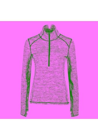 Dublin Funktionstop »Damen Violet Halb Zip Langarm Top« kaufen