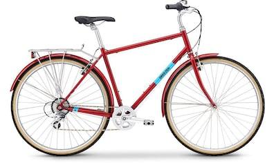BREEZER Bikes Urbanbike »DOWNTOWN EX«, 8 Gang Shimano Altus Schaltwerk, Kettenschaltung kaufen