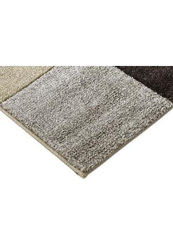Teppich dekorativen Kästchenmuster kaufen
