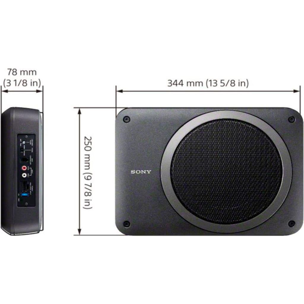 Sony Auto-Subwoofer »XS-AW8«