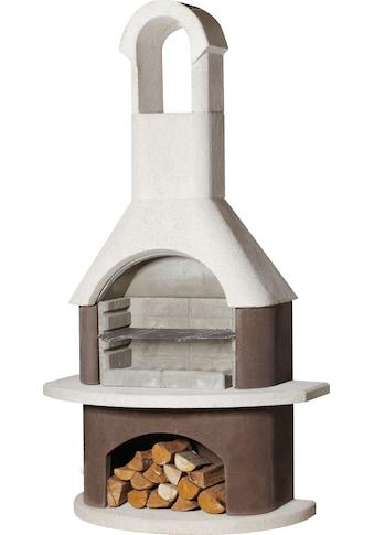 Buschbeck Grillkamin »Ancona«, BxTxH: 110x65x203 cm kaufen