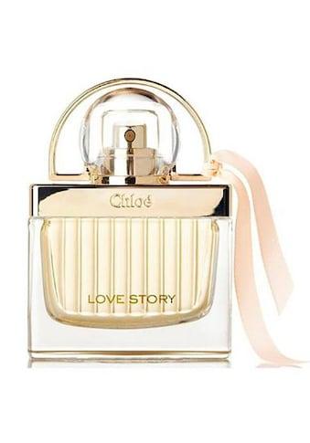 Chloé Eau de Parfum »Love Story« kaufen