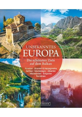 Buch »Unbekanntes Europa / Heide Marie Karin Geiss, Veronika Wengert, Thomas Winzker,... kaufen