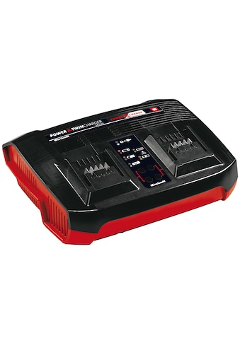 EINHELL Akku - Ladestation Power X - Change, 3A, Parallelladung von 2 x 18V, Twincharger kaufen