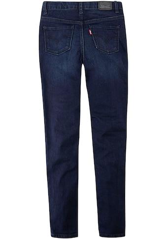 Levi's Kidswear Stretch-Jeans »720 HIGH RISE SUPER SKINNY« kaufen