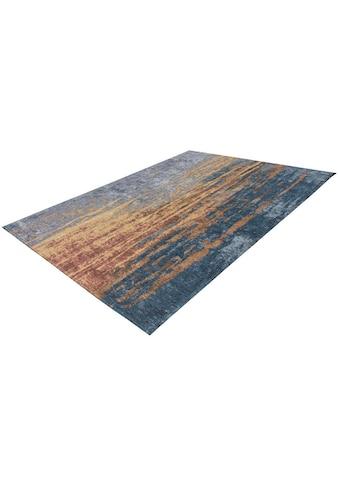 Arte Espina Teppich »Blaze 300«, rechteckig, 8 mm Höhe, Vintage Optik, mit Baumwolle... kaufen