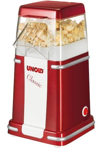 Unold Popcornmaschine Classic kaufen