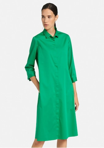 DAY.LIKE Hemdblusenkleid »mit 3/4-Arm«, und Hemdkragen kaufen