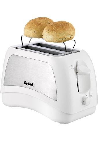 Tefal Toaster »TT131E Delfini Plus«, für 2 Scheiben, 850 Watt kaufen