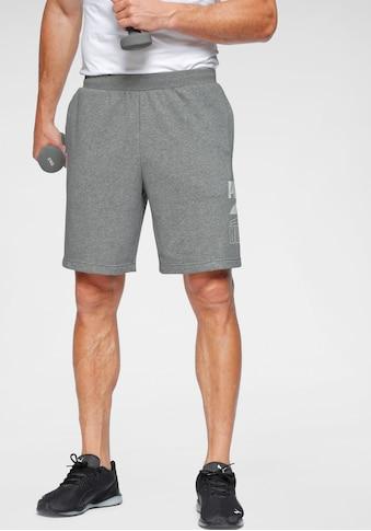 "PUMA Sweatshorts »Rebel Shorts 9"" TR« kaufen"